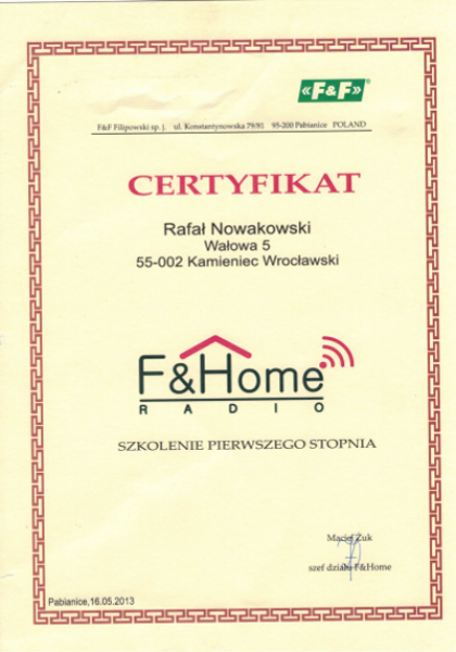 F&Home